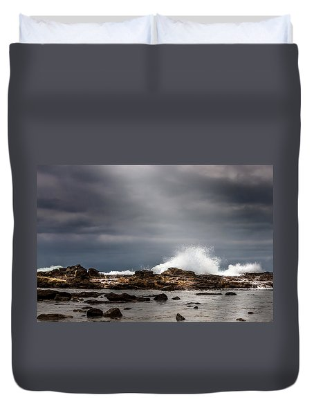 Heavenly Light Duvet Cover