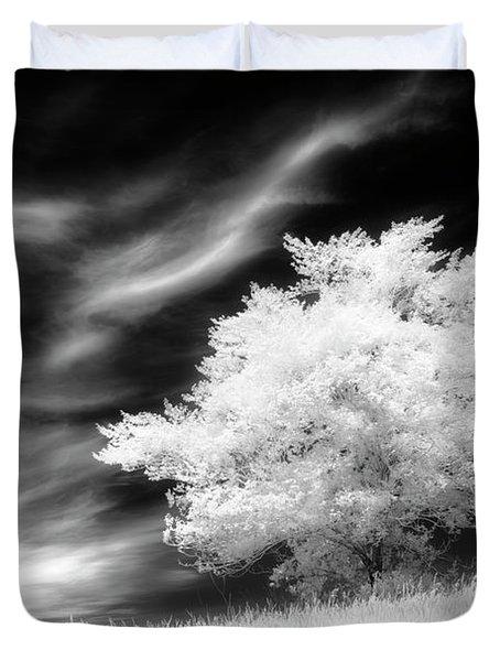 Heavenly Places Duvet Cover