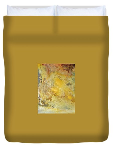 Heavens In Flux Duvet Cover