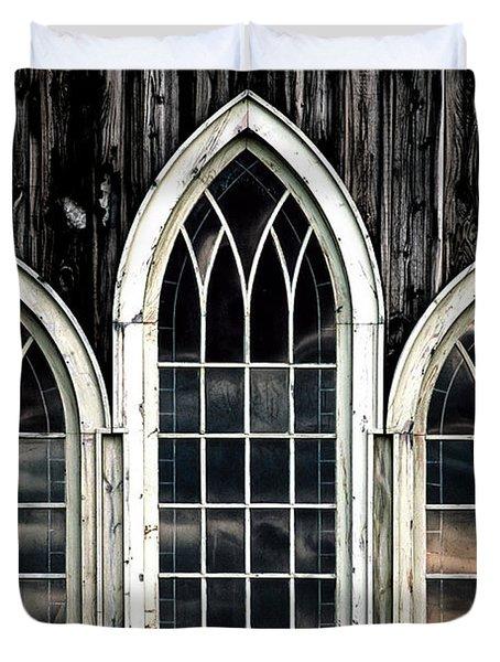 Heaven's Reflection Duvet Cover