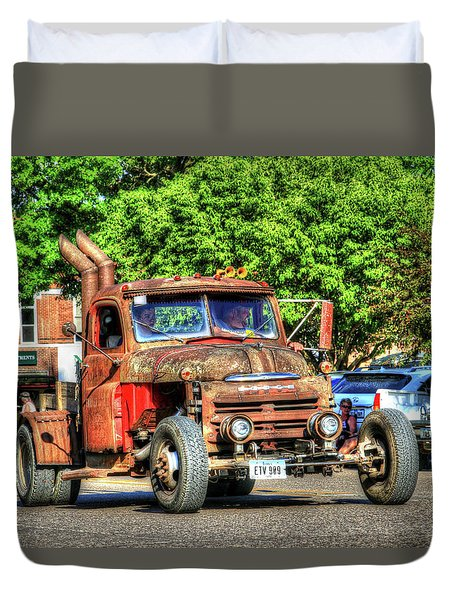 Heavy Duty Custom Dodge Duvet Cover