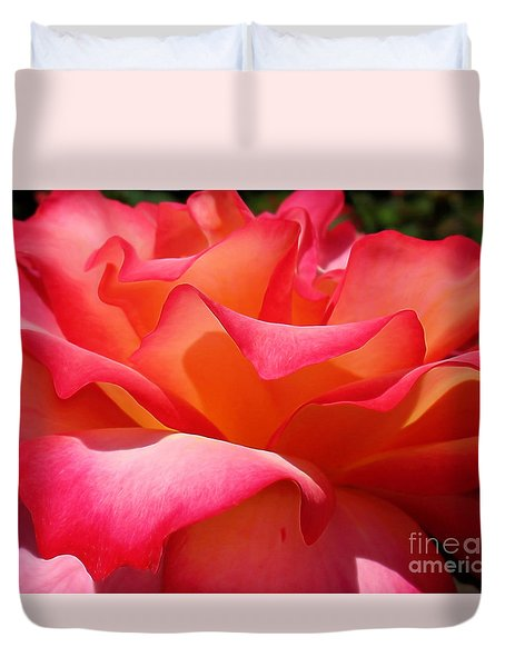 Heavy Petal Duvet Cover
