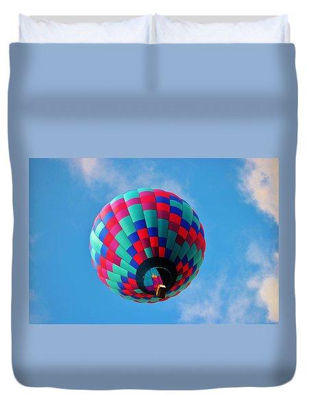 Helen Hot Air Balloon Duvet Cover