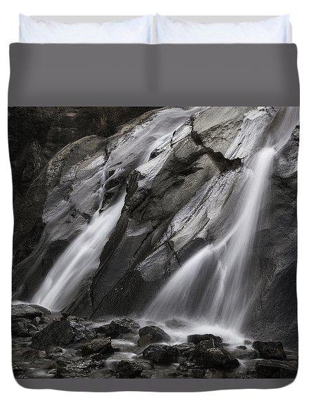 Helen Hunt Falls Duvet Cover by Sennie Pierson