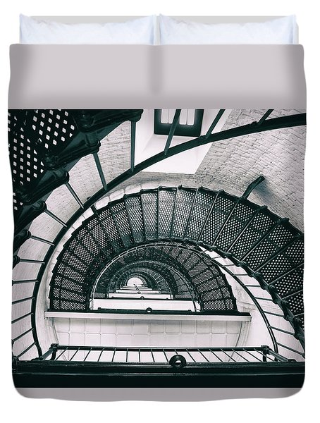 Helix Eye Duvet Cover