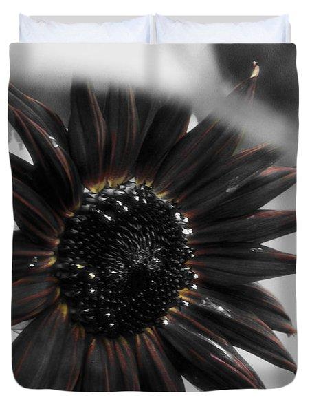 Hells Sunflower Duvet Cover