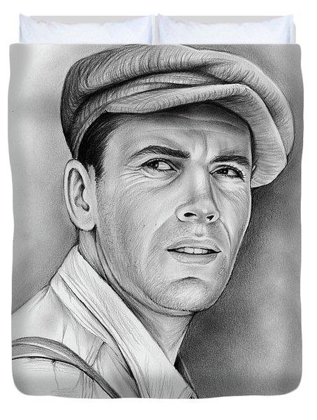 Henry Fonda Duvet Cover