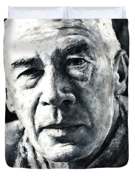 Henry Miller Duvet Cover