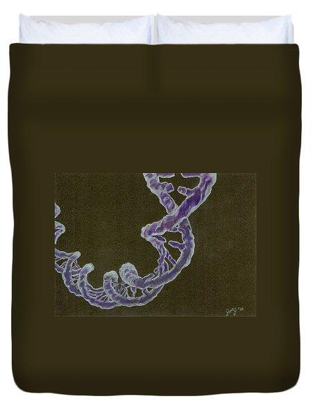 Heredity Duvet Cover