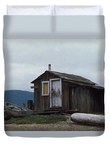 Hermit Duvet Cover