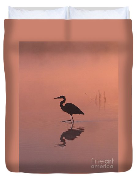 Heron Collection 1 Duvet Cover