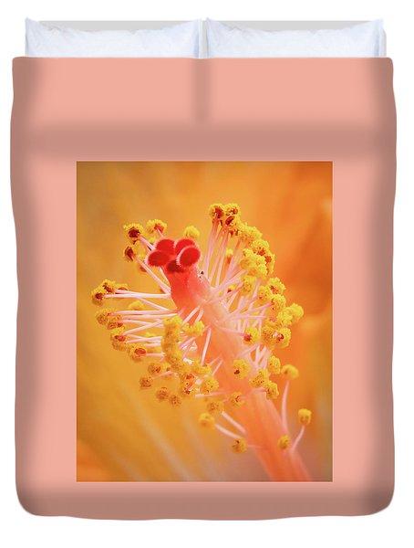 Hibiscus-1 Duvet Cover