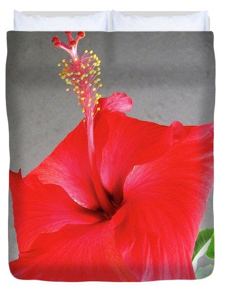 Hibiscus #2 Duvet Cover