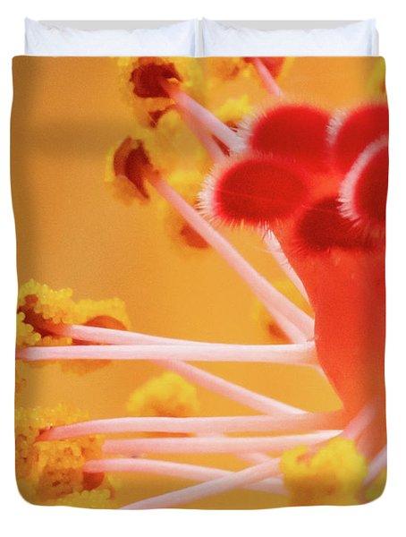 Hibiscus-2 Duvet Cover