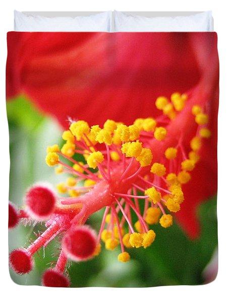 Hibiscus #3 Duvet Cover