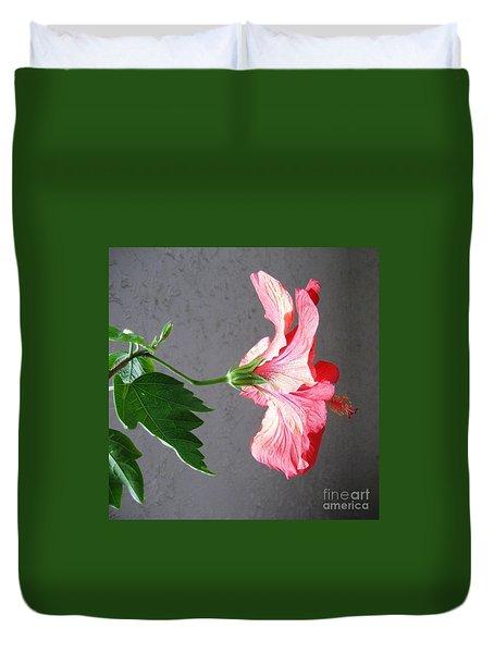 Hibiscus #4 Duvet Cover