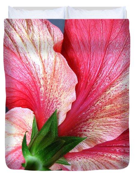 Hibiscus #5 Duvet Cover