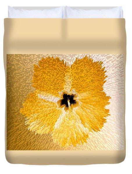 Hibiscus Explosion Duvet Cover