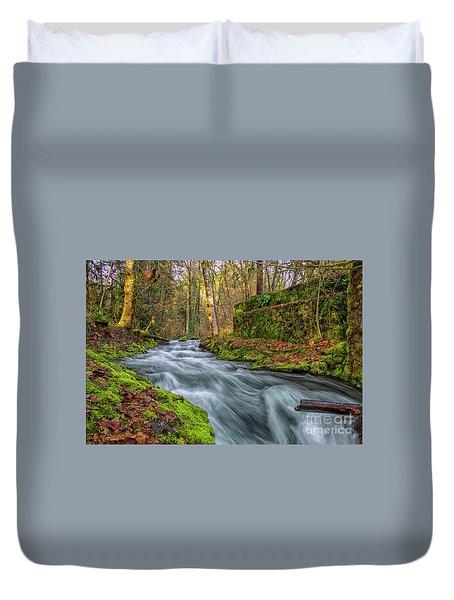 Hidden Creek Duvet Cover