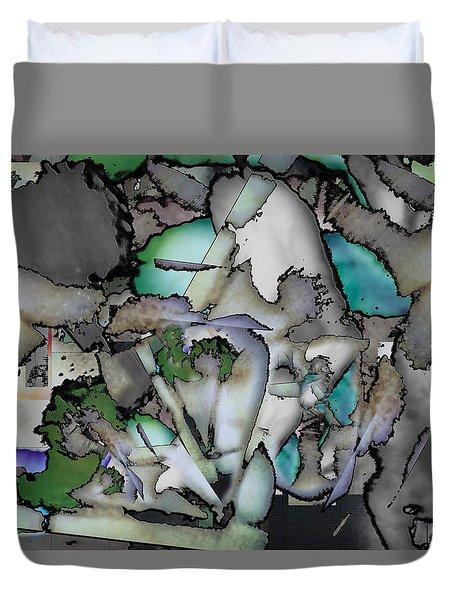 Hidden Image Duvet Cover