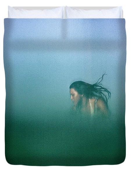 Hidden Duvet Cover