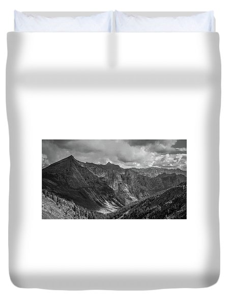 High Country Valley Duvet Cover