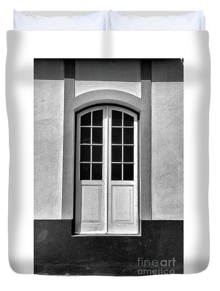 High Door Duvet Cover