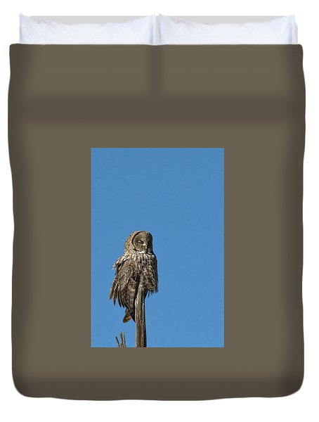 High Lookout Duvet Cover