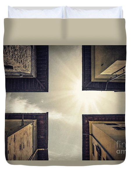 High Noon Duvet Cover