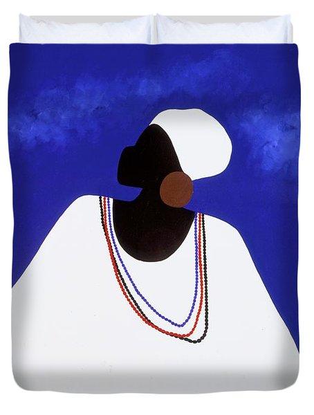 High Priestess I Duvet Cover