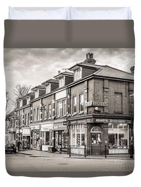 High Street. Duvet Cover