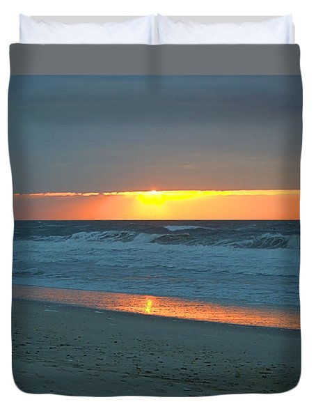 High Sunrise Duvet Cover