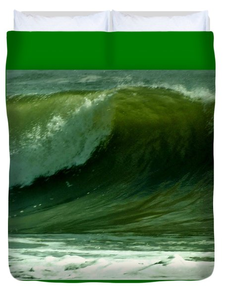 High Surf Duvet Cover