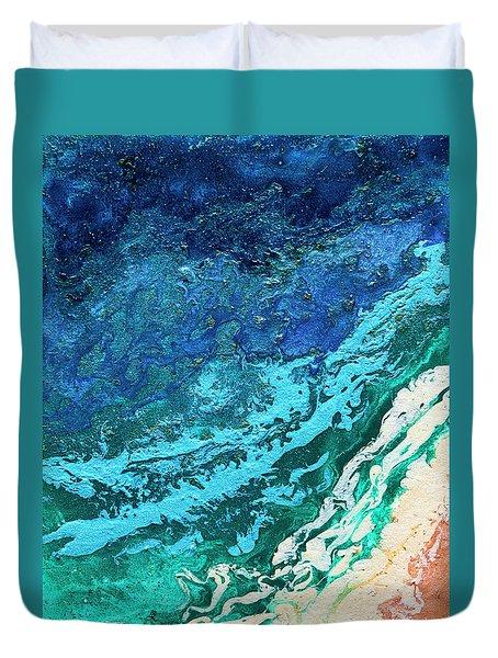 High Tide Duvet Cover
