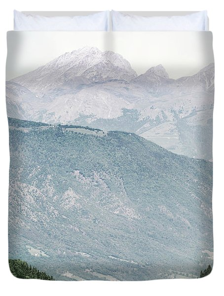 Higher Duvet Cover