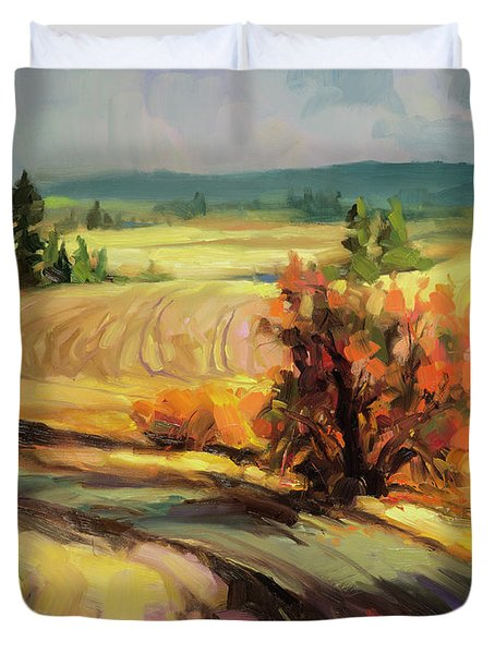 Highland Road Duvet Cover