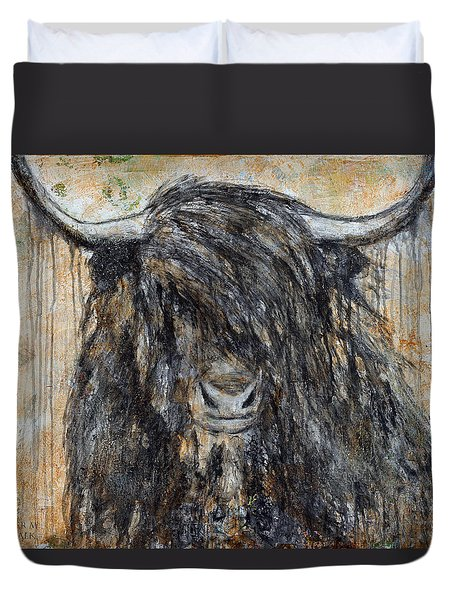 Highlander Duvet Cover