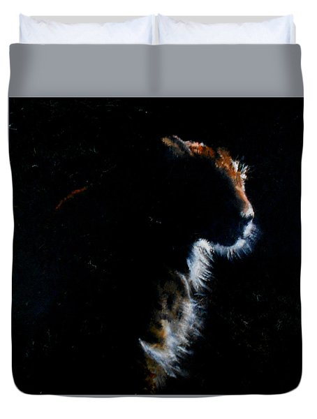 Highlighted Shadow Duvet Cover