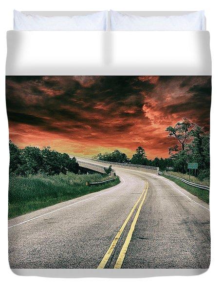 Highway Classic 2 Duvet Cover