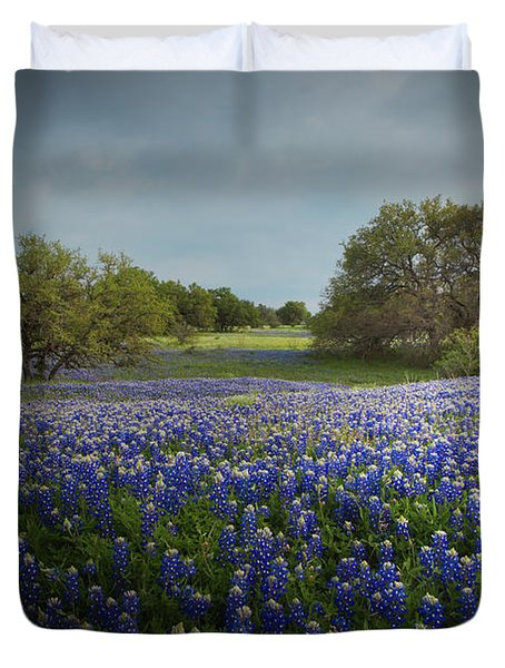 Hill Country Ranch Duvet Cover