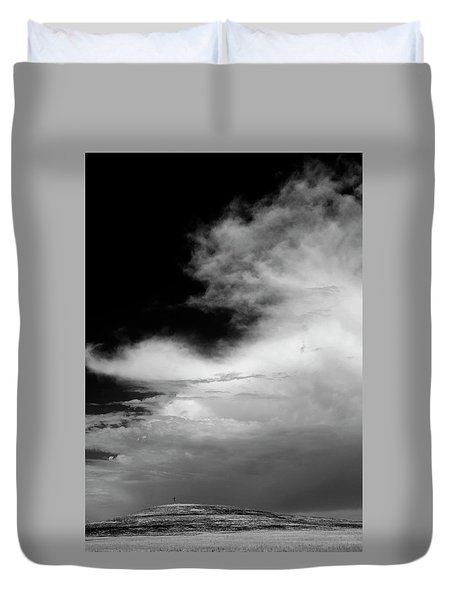 Hill Top Cross Duvet Cover