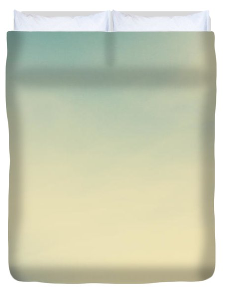 Hills Of Plenty Duvet Cover