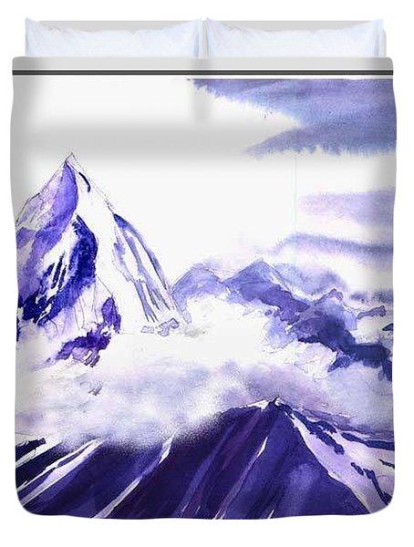 Himalaya Duvet Cover