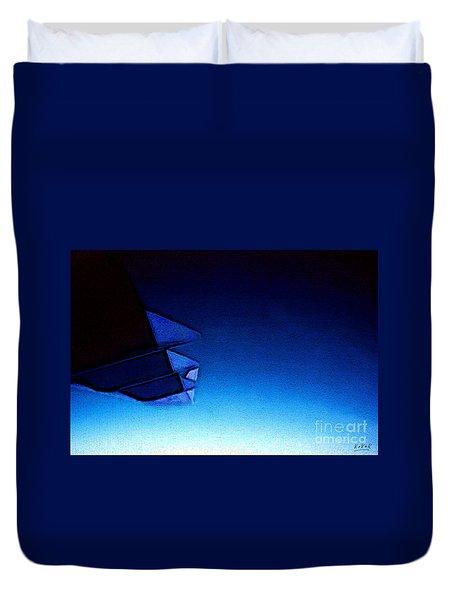 Himmelsobjekt 17022 Duvet Cover