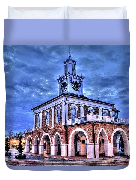 Historic 21 Duvet Cover