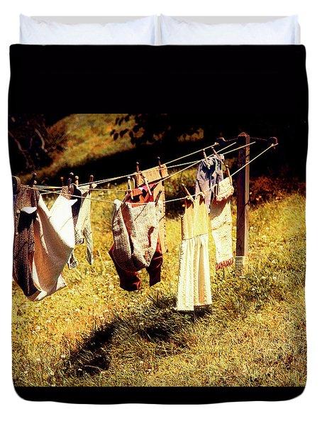 Hobbit Clothes Duvet Cover