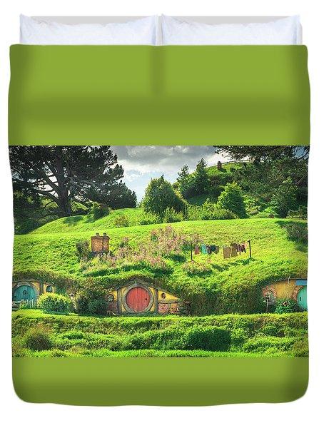 Hobbit Lane Duvet Cover