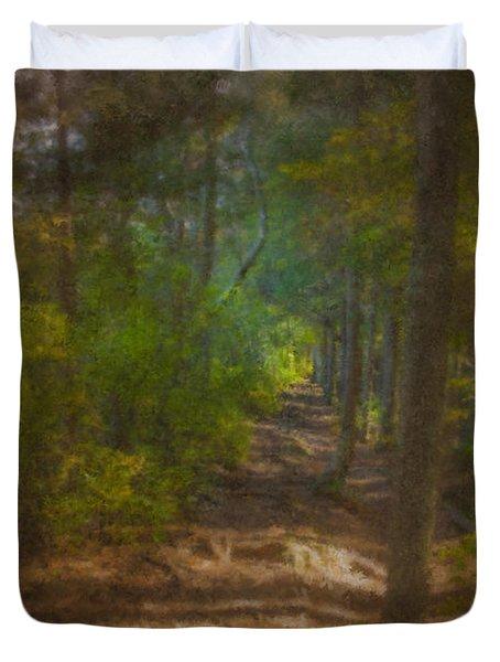Hobbit Path Duvet Cover