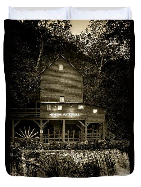 Hodgson Gristmill Duvet Cover