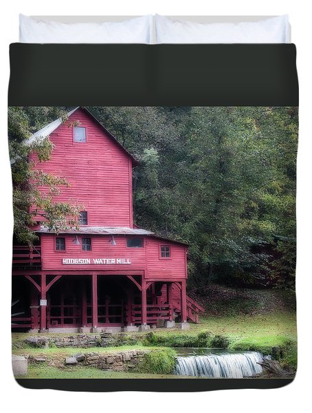 Hodgson Mill Duvet Cover